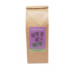 Thé Noir et violette