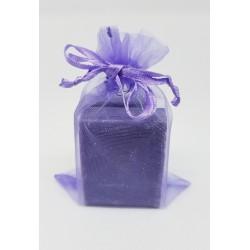 Savons d'invité à la violette