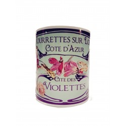 Mug Violettes de Tourrettes