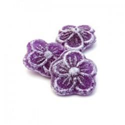 Pastilles à la Violette 100gr